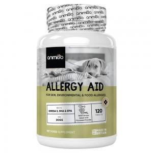 Antiallergique pour chiens - 120 comprimés