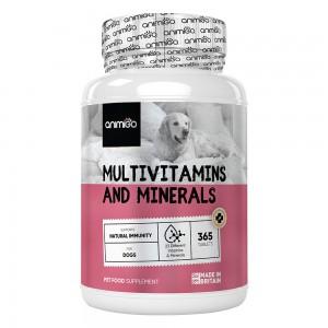 Multivitamines et Minéraux pour Chiens